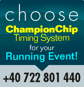 Choose ChampionChip for your Running Events!